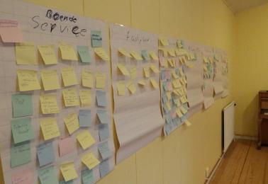 Bilder från mötet ang. Glommens Framtid