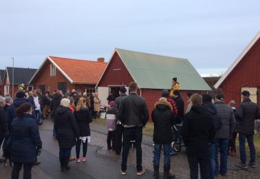 Årets Glommabo och Julmarknaden 2016