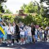Långavekaskolans skolavslutning 13 juni