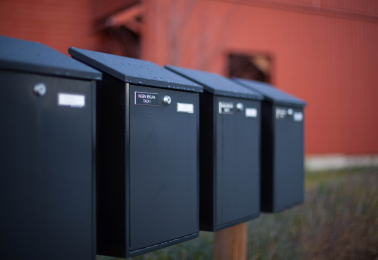 Postutdelningen i Glommen under förändring