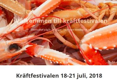 Kräftfestivalen 2018