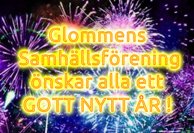 Gott Nytt År !