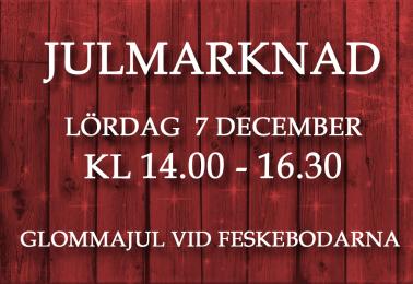 Julmarknad i Glommen