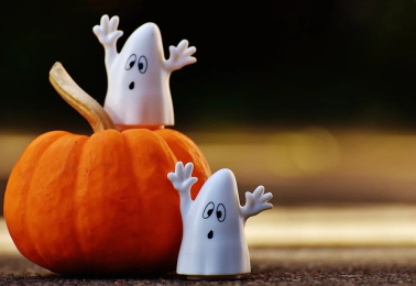 Halloween i Corona tider