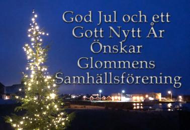 En liten Julhälsning…