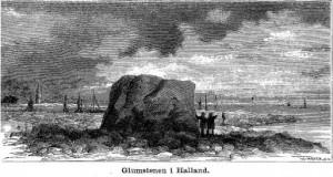 Glommens Historia