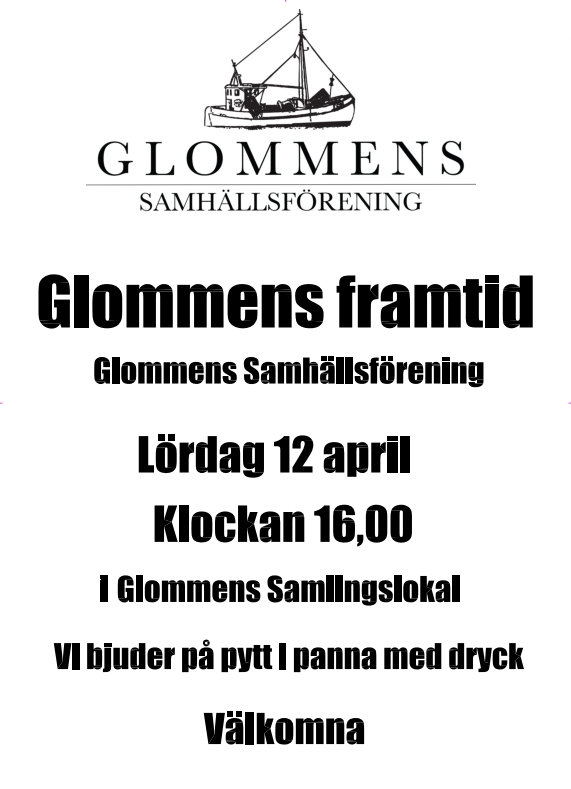 Glommens Farmtid 12 april